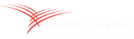 Logo for Health Care Bin